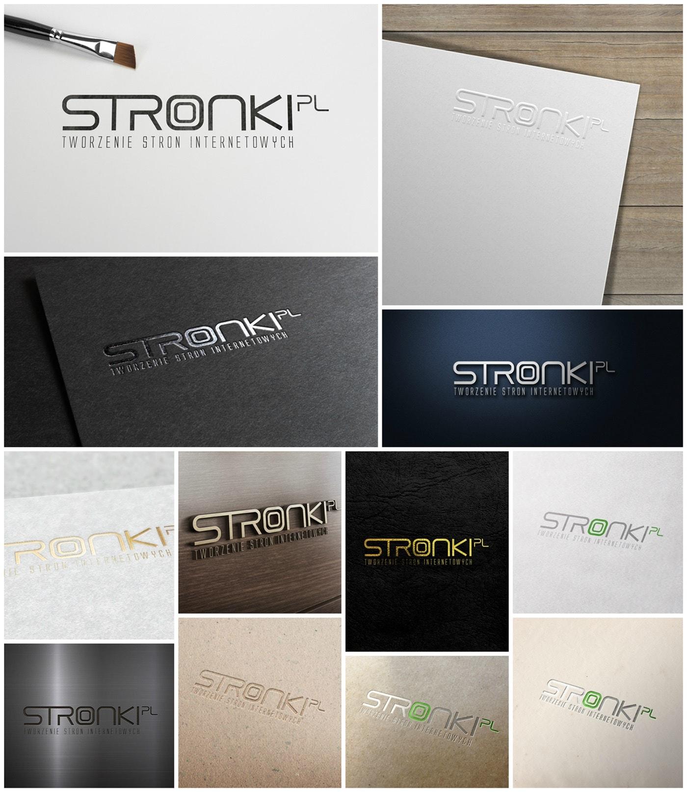 12 ciekawych efektów tekstowych / mockup logo