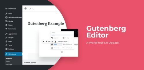 WordPress 5.03 i edytor Gutenberg