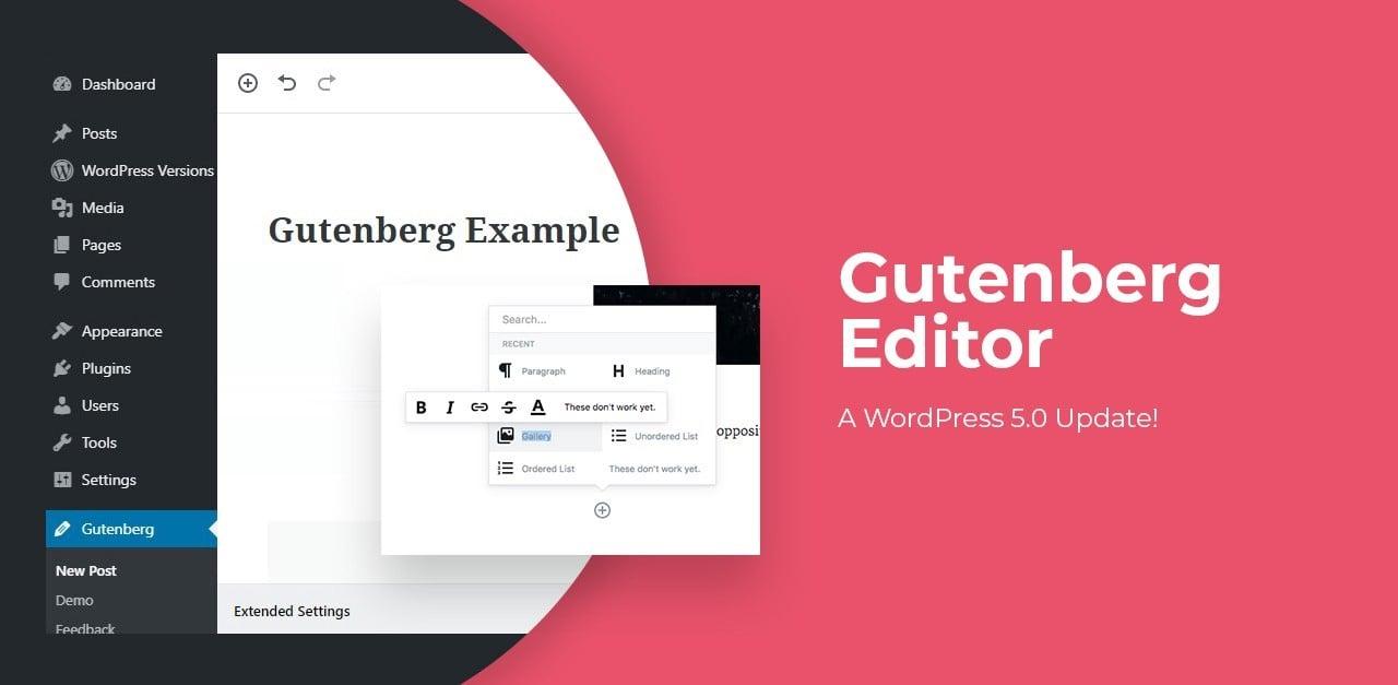 WordPress 5.03 i edytor Gutenberg