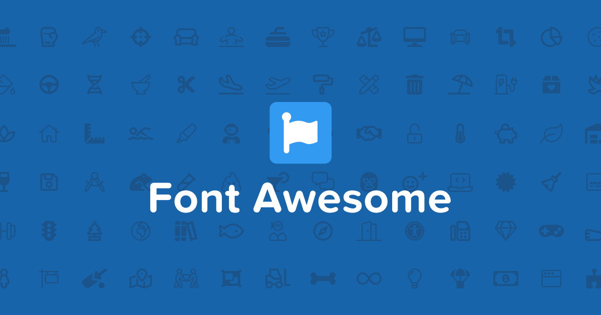 Font Awesome – wstawianie ikon na stronę