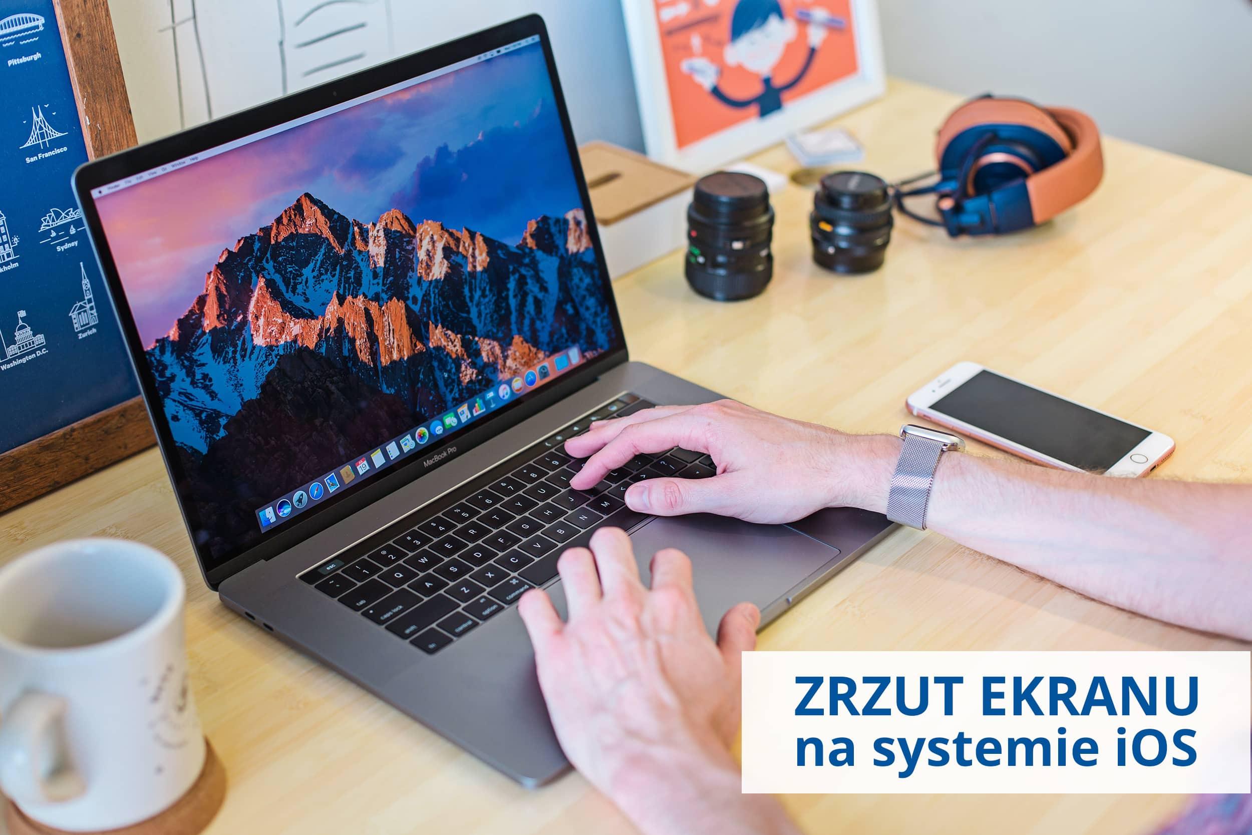 Jak zrobić zrzut ekranu na Macbooku?